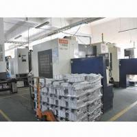 Buy cheap Oil Pan CNC Machined Part, Equipped with More than 20 Sets of CNC Machines from wholesalers