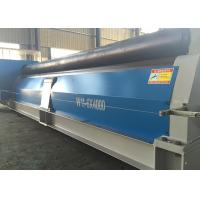 Quality 3 Roll Plate Bending Machine For Steel wholesale