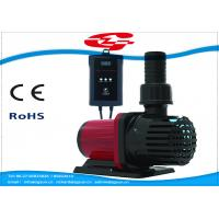 Quality 3000L/H high flow solar DC water pump with filter for Fountain and Aquarium wholesale