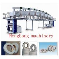 Quality CPP PET Vellum / Kraft Paper Coating Machine With Touch Screen wholesale