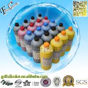 Quality Lightfastness Waterproof Inkjet Pigment Ink For Epson Surecolor wholesale