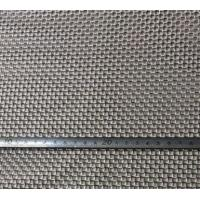 """Quality Coarse Stainless Steel Mesh, 6Mesh SS304 SS316 Woven 0.035"""" Wire 48"""" Wide wholesale"""