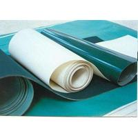 China White Color Low Elongation Food Grade Conveyor Belt 1mm - 10mm Thickness on sale