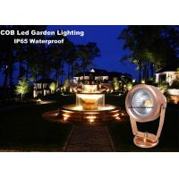 Quality 5w Low Power Outdoor LED Garden Lights COB 25° Beam Angle 3 Years Warranty wholesale