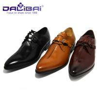 Quality Crocodile Luxury Genuine Leather Dress Shoes For Wedding Or Office wholesale