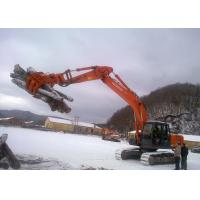 China HItachi EX300 Wood Grapple Mechanical Type For Loading / Unloading on sale
