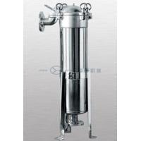 Quality Top Entry Bag Filter Housing for some coarse filtration and pre filtering process wholesale