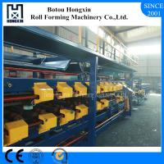 Quality Automatic Rock Wool Sandwich Panel Production Line PLC Control System wholesale