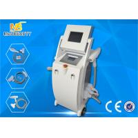 Quality 4 Handles Ipl Beauty Equipment Laser Cavitation Ultrasound Machine wholesale