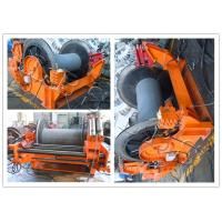 Quality Hydraulic Mining Lebus Groove Barrel Mining Winch Below 1000m Working Condition wholesale