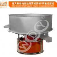 Quality 50HZ Magnetic Separator Machine Vibration Sieve Powder Slurry Filter 380V wholesale