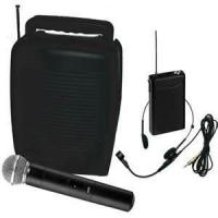 China VHF 200W Portable Public Address System guitar Amplifier (TK-T89) with CD player  on sale