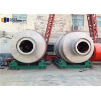 Quality 5.5kw Industrial Drum Dryer Limestone Sand Coal Cassava Chips Drying Machine wholesale