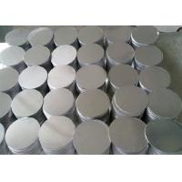 Quality Commercial Grade 3003 Aluminum Sheet Circle , DC Deep Drawing Aluminium Circles wholesale