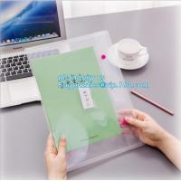 Quality PP plastic clear file folder manufacturer, file document wallet folder with custom design, PP Suspension Hanging File Fo wholesale