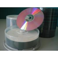 Quality Customized 4.7GB 120Min 8x/16x Grade A Dvd R Blank Disc In Cakebox wholesale