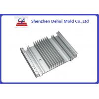 Quality CNC Machining Aluminum Heat Sink Extrusion Profiles With Powder Coating wholesale