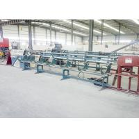 Cheap AAC Reinforcing Steel Bar Straightening Machine / Concrete Slab Cutting Machine for sale