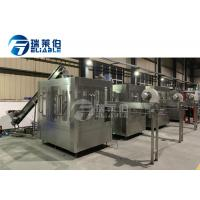 Quality Monoblock Carbonated Drink Filling Machine 200-2000ml Plastic Bottling Equipment wholesale
