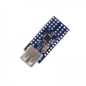 China Mini USB Host Shield 2.0 ADK SLR Development Tool Compatible Expansion Module on sale