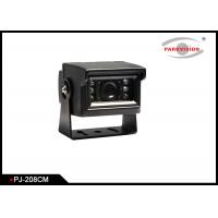 Quality CCD Infrared Reverse Camera / RV Rear View CameraWith 15m Night Vision Distance wholesale