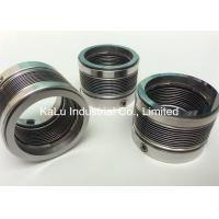 Quality Burgmann MFL85N Pump Mechanical Seal Replacement  , KL-85N Metal Bellow Seal wholesale