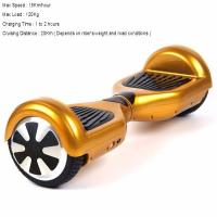 Buy cheap 6.5 Inch Outdoor Sport 400W Smart 2 Wheel Balance Electric Standing Scooter from wholesalers
