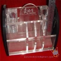 Quality clear acrylic makeup organizer wholesale