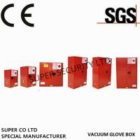 Quality Red Paint Ink Chemical Hazardous Storage Cabinet for storing Paint,Ink wholesale