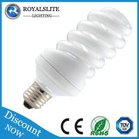 Buy cheap Full spiral E27 energy saving lamp from wholesalers