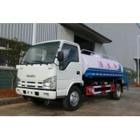 Quality ISUZU Water truck, 5000Liters ISUZU Water Tank Truck, ISUZU Water Bowser, ISUZU Drinking Water Truck 4Tons wholesale