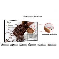 Quality High Definition 5.3mm Narrow Bezel LCD Video Walls For Shopping Mall wholesale