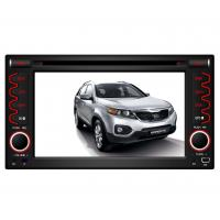 Quality Car Dvd GPS Navigation System For Kia Cerato , Automotive Navigator GPS wholesale