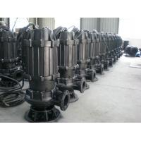 Quality Automatic Submersible Dirty Water Pump Cold Rotor Stator 3000r/Min Easy Installation wholesale