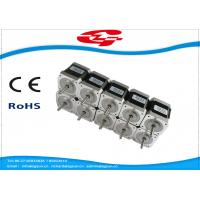 Quality Two Phase Hybrid Stepper Motor 1.8 Degree With 0.31~1.68A Current wholesale