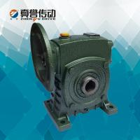 Quality Marine Gearbox Worm Gear Speed Reducer Shaft Mounted , High Speed wholesale