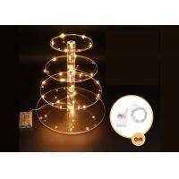 China Dessert Acrylic Cake Display Stand Round Acrylic Cake Stand For Wedding Party on sale