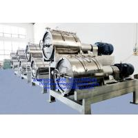 China fruit pulping & refining machine tomato pulping & refining pulper and refiner on sale