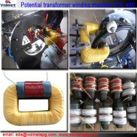 Quality prompt delivery coil winding machine for high voltage instrument transformer wholesale