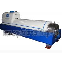 China Automatic Cointuous Horizontal Decanter Centrifuge For Municipal Wastewater Treatment Plant Equipment on sale