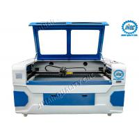 Quality Dual Laser Head Co2 Textile Laser Cutting Machine With CCD Camera wholesale