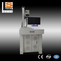 Buy cheap Fiber Laser Marking Machine 20w  LED Bulb and Lamp Marking from wholesalers