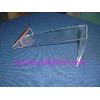 Quality 2015 Best-selling Acrylic shoes display stand, plexiglass shoes display rack wholesale