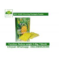 Quality Slimming Pineapple Tea , Fast  Reduce Weight Management Products wholesale