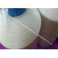 Cheap Teflon Twisted Monofilament Sewing Thread Heat Resistant For Cement Industry for sale