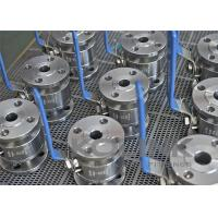 China Forged Steel 2-pc Ball Valve Class 150-1500 Floating Ball Flanged on sale