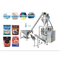 Quality Automatic 720mm Vertical Dry Powder Filler Machine Filling 4000ml wholesale