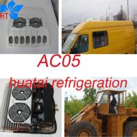 Quality 12v/24v Construction Machinery Truck Air Conditioner wholesale