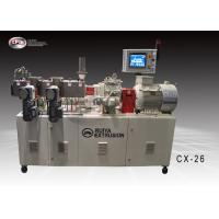 Quality CPM Ruiya Extrusion Filling Lab Twin Screw Extruder Plastic Blending Modification wholesale