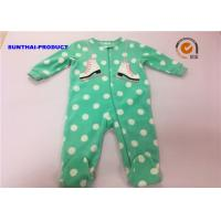 Quality Skating Shoes Applique Baby Pram Suit Big Dot AOP Long Sleeve Coverall wholesale